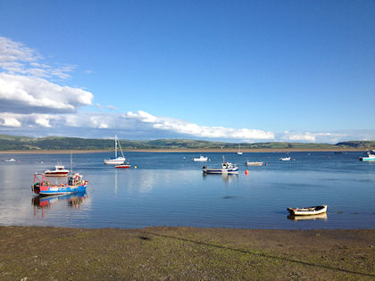 Aberdovey Holidays - Sea View Accommodation Aberdyfi
