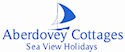 Aberdovey Cottages – Sea View Apartments and Pet Friendly Holidays Logo