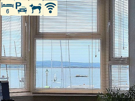 Sea View Pet Friendly Accommodation Aberdovey